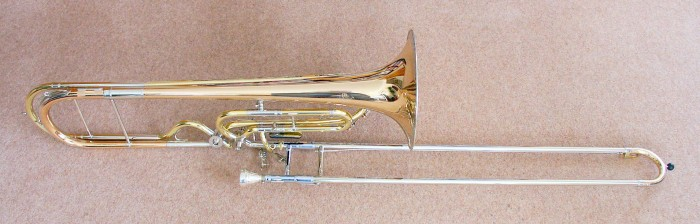 Contrabass trombone repertoire   Edward Solomon